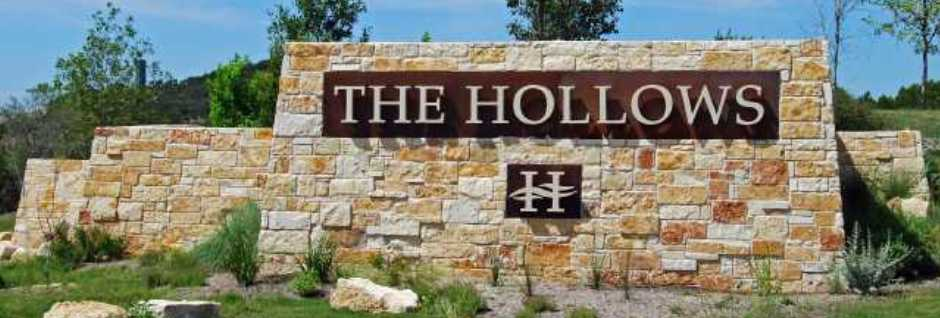 The Hollows Lake Travis Builder